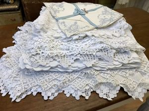 Старинный столовый текстиль. Ярмарка Мастеров - ручная работа, handmade.