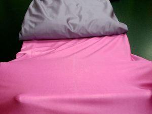 Видео ткани: лайкра цвет фуксия, цена 560 руб./ метр. Ярмарка Мастеров - ручная работа, handmade.