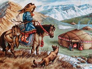 Традиции охоты с беркутом. Ярмарка Мастеров - ручная работа, handmade.