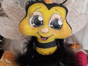 Шьем пчелку Майю. Ярмарка Мастеров - ручная работа, handmade.