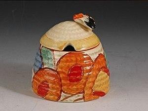 Яркие краски в керамике Клариссы Клифф. Ярмарка Мастеров - ручная работа, handmade.