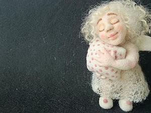 Изготовление куклы Дрёмушки. Ярмарка Мастеров - ручная работа, handmade.