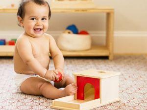 О пользе деревянных игрушек для детей. Ярмарка Мастеров - ручная работа, handmade.