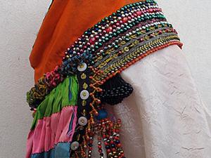 Русский женский головной убор. Часть 2. Ярмарка Мастеров - ручная работа, handmade.