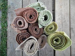Крашение тканей природными красителями. Ярмарка Мастеров - ручная работа, handmade.