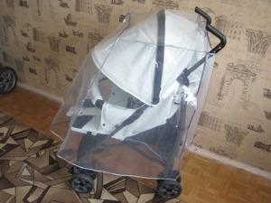 Шьем дождевик для коляски-трости. Ярмарка Мастеров - ручная работа, handmade.