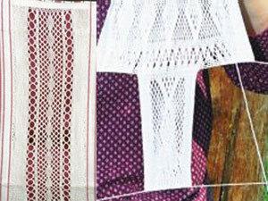 Плетеное на раме кружево. Ярмарка Мастеров - ручная работа, handmade.