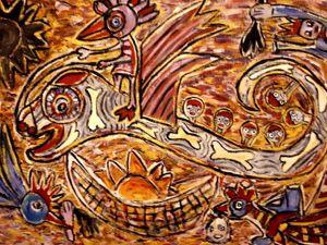 О Возвращение Солнца — расшифровка, раскадровка. Ярмарка Мастеров - ручная работа, handmade.