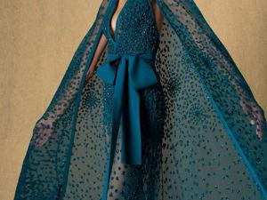 Умиротворяющая роскошь коллекции Elie Saab Pre-Fall осень-зима 2020-2021. Ярмарка Мастеров - ручная работа, handmade.
