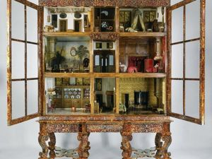 Magical Miniatures of the Famous 17th-Century Dollhouse. Livemaster - handmade