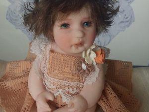 Подарю куклу 3 первым покупателям. Ярмарка Мастеров - ручная работа, handmade.