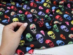 Бифлекс — эластичная ткань. Ярмарка Мастеров - ручная работа, handmade.