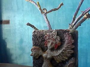 Птица-Феникс.. Ярмарка Мастеров - ручная работа, handmade.