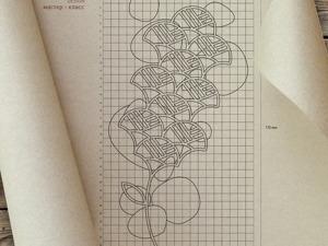 Увеличиваем изображение с помощью сетки. Ярмарка Мастеров - ручная работа, handmade.