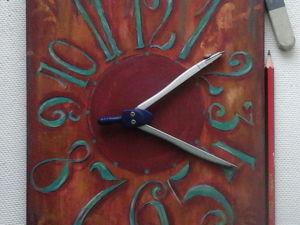 Как разметить на поверхности циферблат, звезду или снежинку. Ярмарка Мастеров - ручная работа, handmade.
