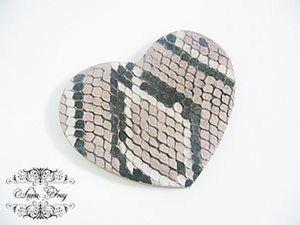 Имитация кожи рептилий на древесине. Ярмарка Мастеров - ручная работа, handmade.