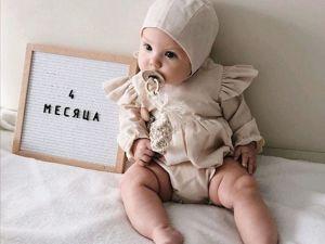 Одеваем малыша: Топ-5 правил выбора одежды. Ярмарка Мастеров - ручная работа, handmade.