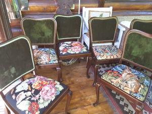 Еще раз о перетяжке стульев. Ярмарка Мастеров - ручная работа, handmade.