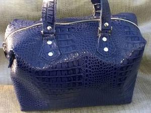 Супер-Аукцион на сумочки из нат. кожи с низким стартом!!! Поспешите!!!. Ярмарка Мастеров - ручная работа, handmade.