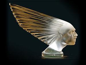 Роскошные маскоты Рене Лалика (Lalique). Ярмарка Мастеров - ручная работа, handmade.