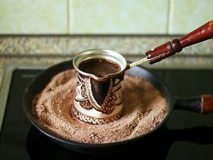 Варим кофе в турке. Ярмарка Мастеров - ручная работа, handmade.