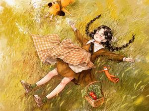 Девочка из волшебного леса!. Ярмарка Мастеров - ручная работа, handmade.