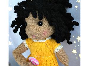 Кукла Ляля. Ярмарка Мастеров - ручная работа, handmade.