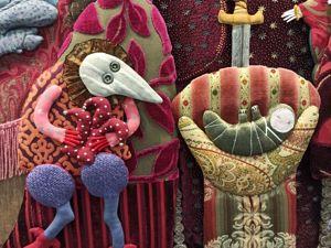 Выставка кукол, попасть на которую можно один раз в год — что там. Часть 1. Ярмарка Мастеров - ручная работа, handmade.