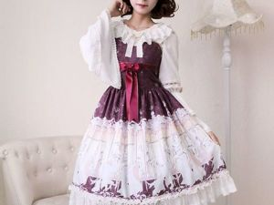 Doll Girls: A Selection of Top Clothing Lolita Style Brands. Livemaster - handmade