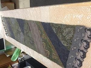 Мастер-класс по валянию, или История создания одного шарфика. Часть первая. Ярмарка Мастеров - ручная работа, handmade.