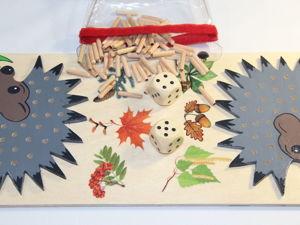Ежик. Ярмарка Мастеров - ручная работа, handmade.