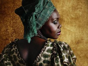 Resilients Photo Project about Modern African Women by Joana Choumali. Livemaster - handmade