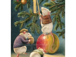 С наступающим Рождеством и Новым годом!!!. Ярмарка Мастеров - ручная работа, handmade.