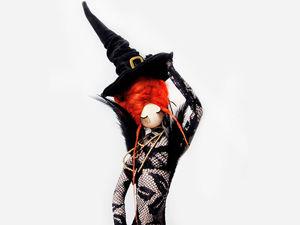 Ведьма Девон. Ярмарка Мастеров - ручная работа, handmade.