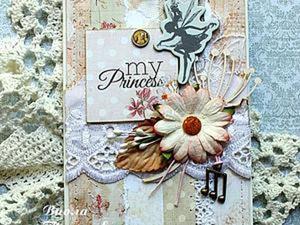 Создаем фон для открытки из обрезков. Ярмарка Мастеров - ручная работа, handmade.