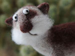 Аукцион на игрушки из шерсти!!!. Ярмарка Мастеров - ручная работа, handmade.