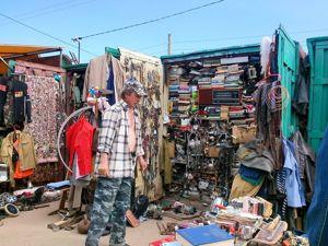 «Блошиный рынок»  города Чебоксары. Часть 2. Ярмарка Мастеров - ручная работа, handmade.