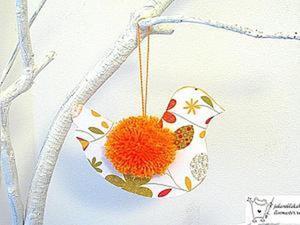 Птичка-витаминка и Дуня-мотиватор. Ярмарка Мастеров - ручная работа, handmade.