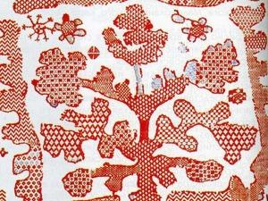 Самобытная техника счетной вышивки «орловский спис». Ярмарка Мастеров - ручная работа, handmade.