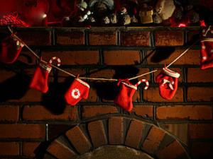 Новогодняя гирлянда. Ярмарка Мастеров - ручная работа, handmade.