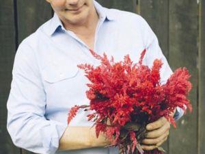 А какие цветы, вы любите больше всего?. Ярмарка Мастеров - ручная работа, handmade.