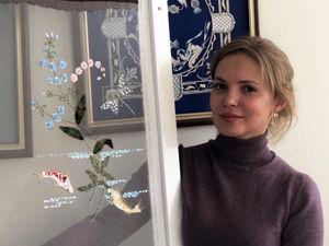 «Игры Кои»  — работа ученицы Ольги. Ярмарка Мастеров - ручная работа, handmade.