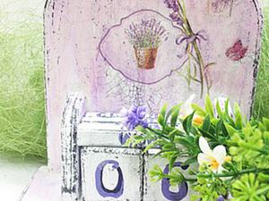 Вечный календарь в стиле Прованс.. Ярмарка Мастеров - ручная работа, handmade.