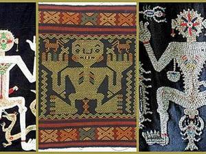 """Икат: """"Handmade в 5000 лет"""". Ярмарка Мастеров - ручная работа, handmade."""