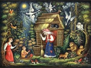 Знаете ли вы о происхождении слов из сказок?. Ярмарка Мастеров - ручная работа, handmade.