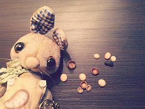 Как просто сделать нос для мишки Тедди. Ярмарка Мастеров - ручная работа, handmade.