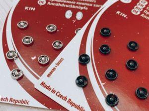 Мини-кнопочки для мини-одежды. Ярмарка Мастеров - ручная работа, handmade.