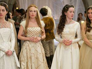 20 восхитительных нарядов королевы Марии Стюарт в сериале  «Царство». Ярмарка Мастеров - ручная работа, handmade.