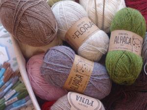 Какую пряжу я использую для игрушек? Или кто такая Альпака и удивительные свойства ее шерсти. Ярмарка Мастеров - ручная работа, handmade.