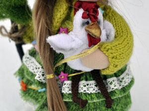 Делаем петушка для куколки (брошь, магнит на холодильник) — символ 2017 года. Ярмарка Мастеров - ручная работа, handmade.